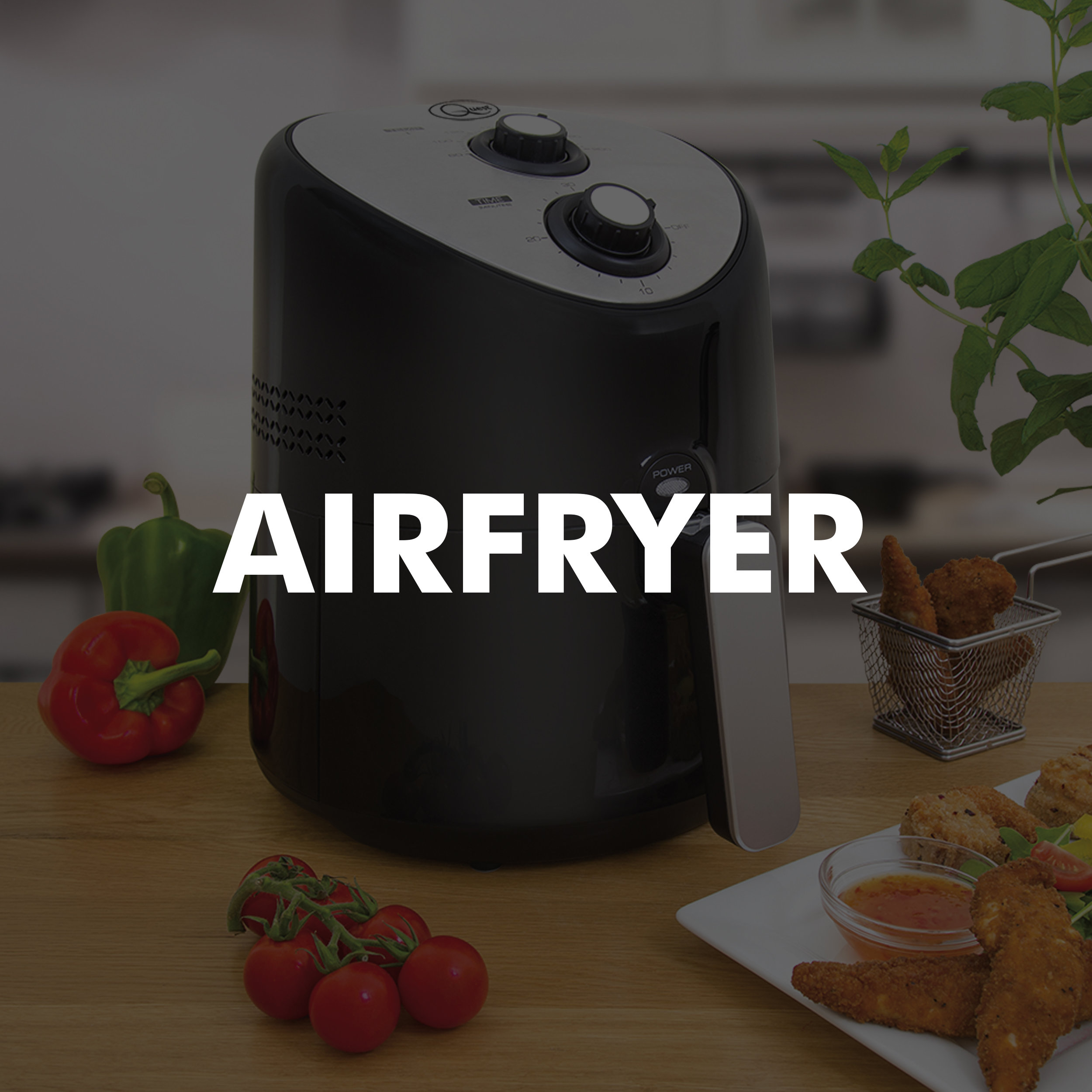 Airfryer category