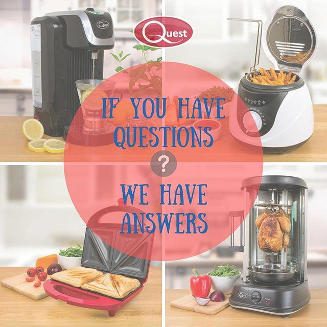 Do you have anything that you would like to know? Ask us! #Q&A #Questions #questappliances #monday #answers #instagood