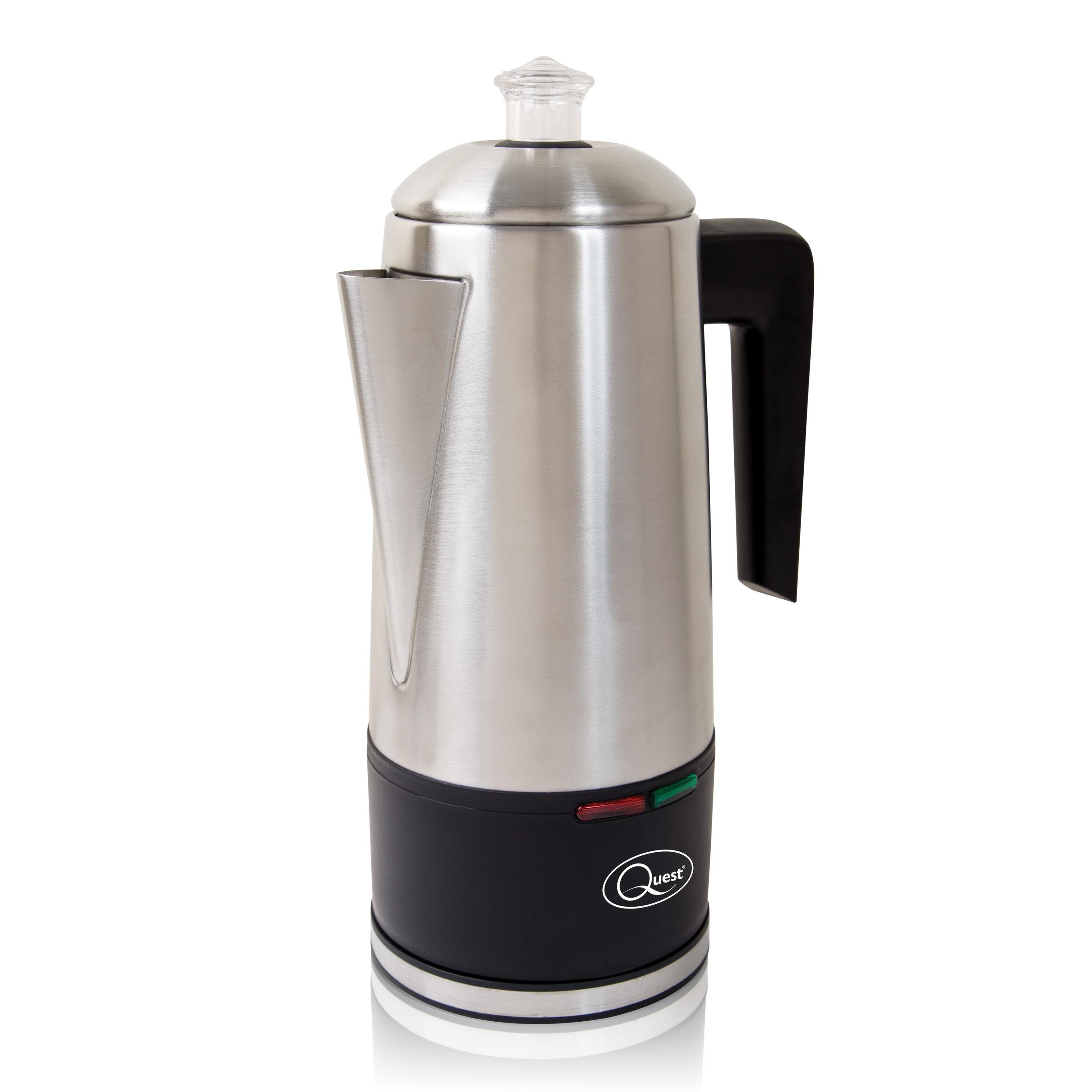 1.5L Electric Coffee Percolator