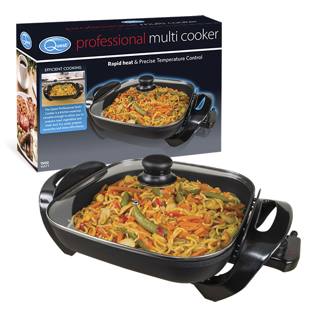 Professional Multi Cooker and box