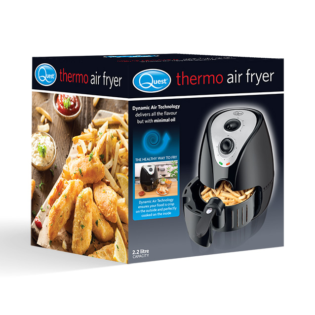 Thermo Air Fryer box