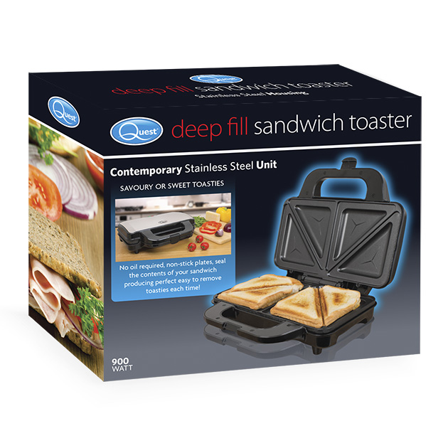 Deep Fill Sandwich Toaster box