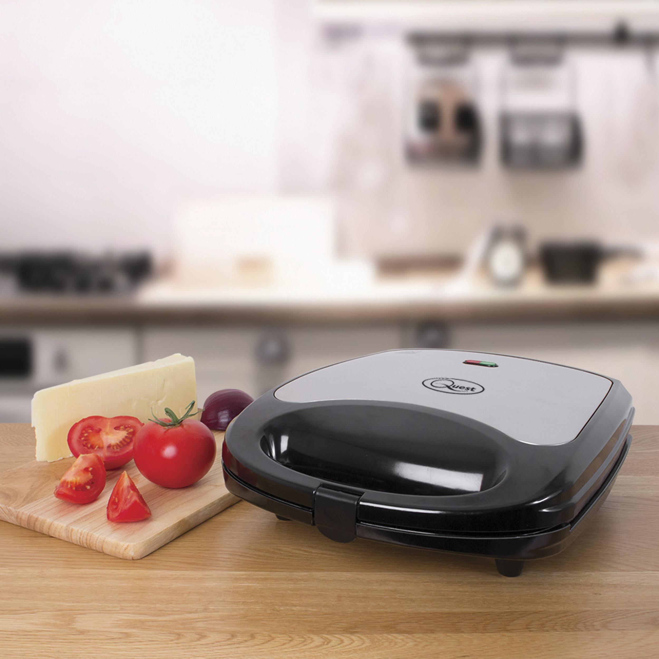 Quad Sandwich Toaster in the kitchen
