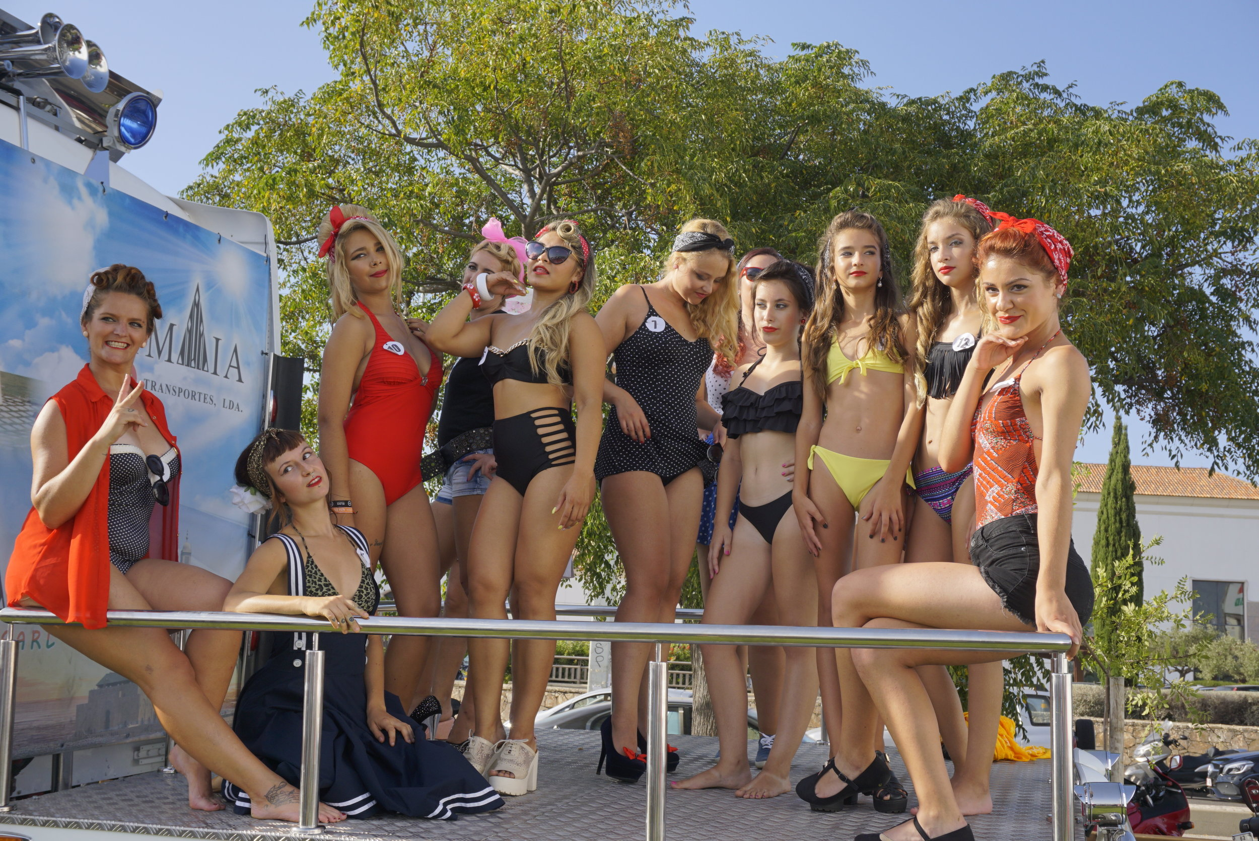 Concurso Best Pin-up 2016 -