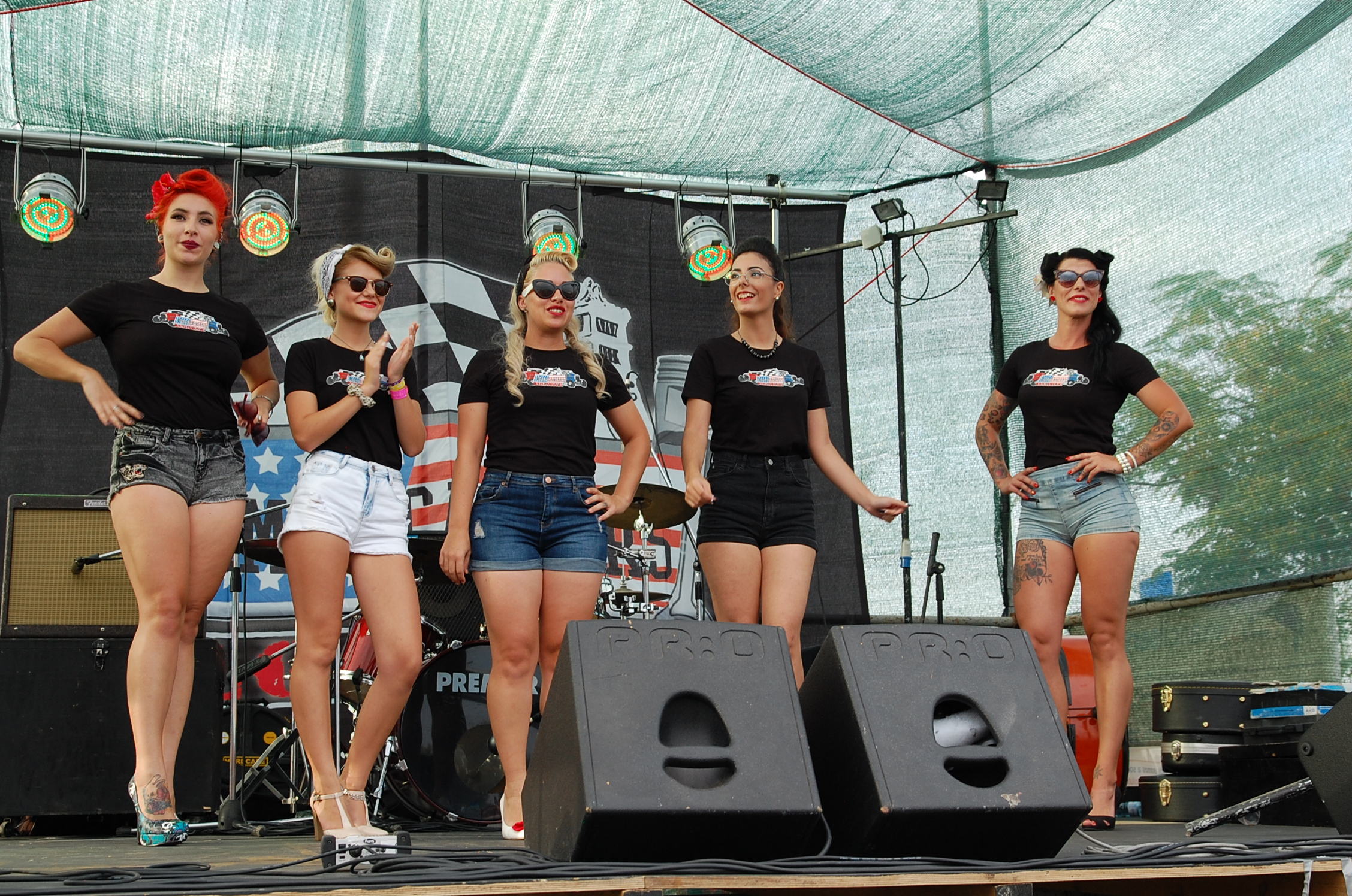 Concurso Best Pin-up 2015 -