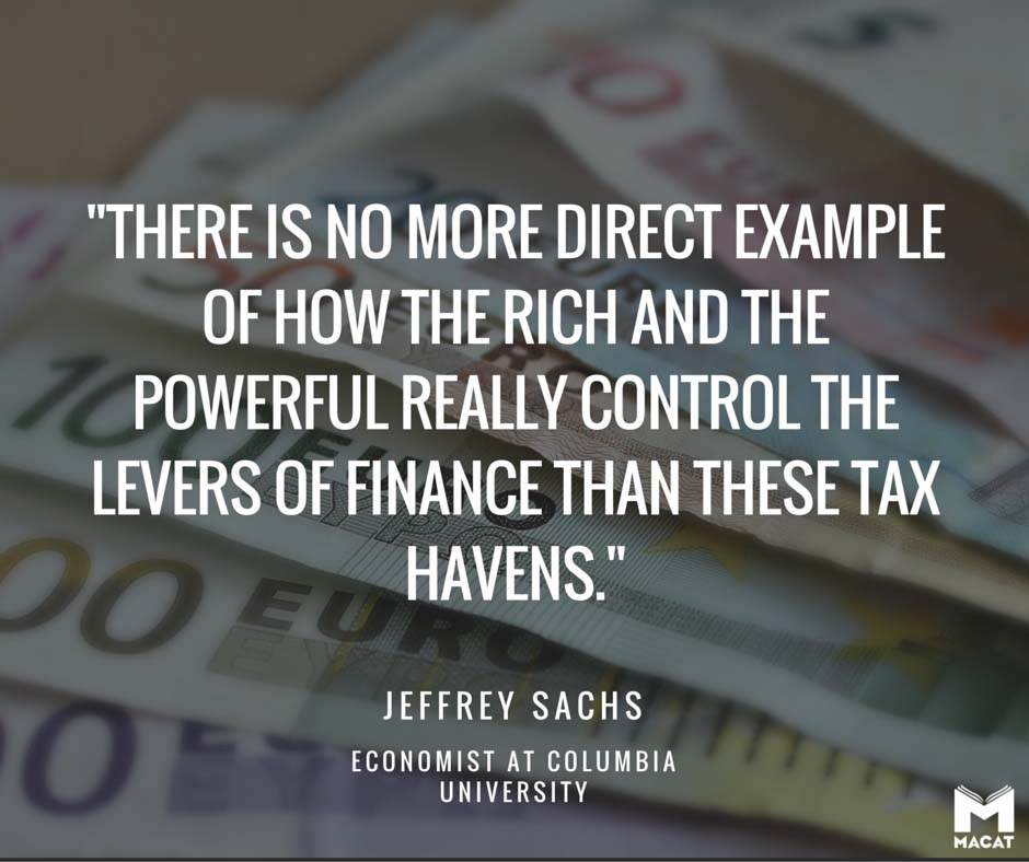 Jeffrey Sachs, Economist at Columbia University