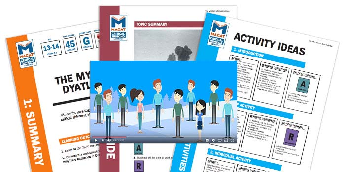 Macat Critical Thinking Learning Resources