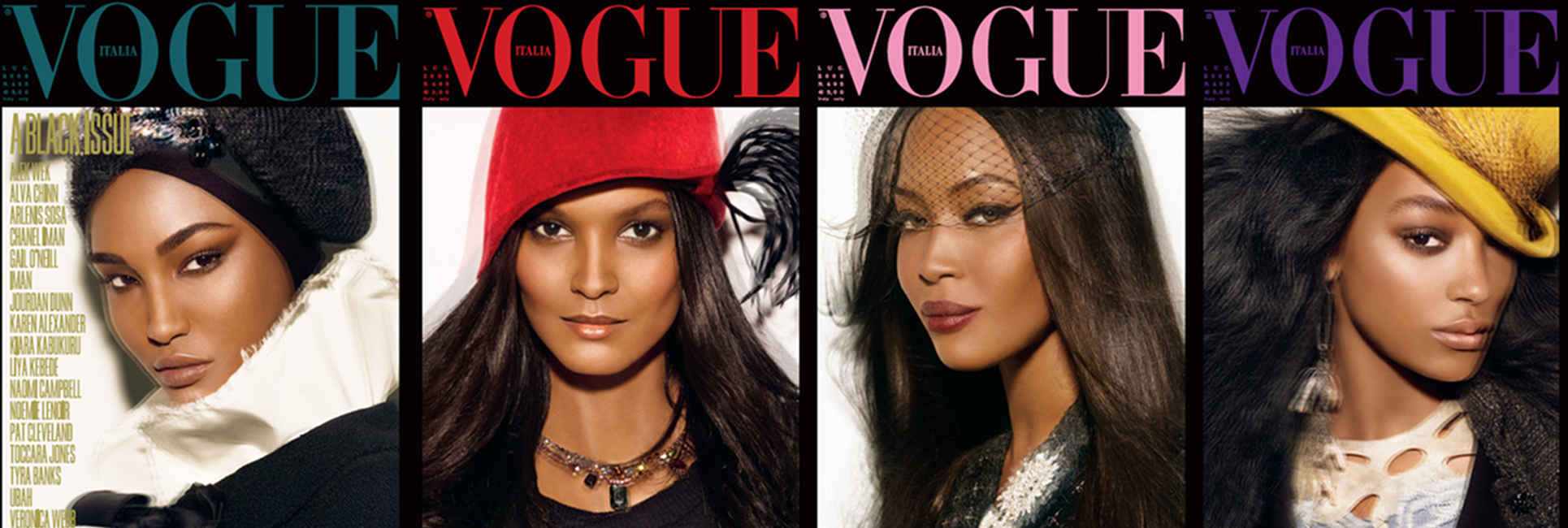 Photo credit: Steven Meisel for Vogue Italia, July 2008