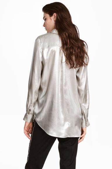 H&M Shimmering Shirt - £34.99
