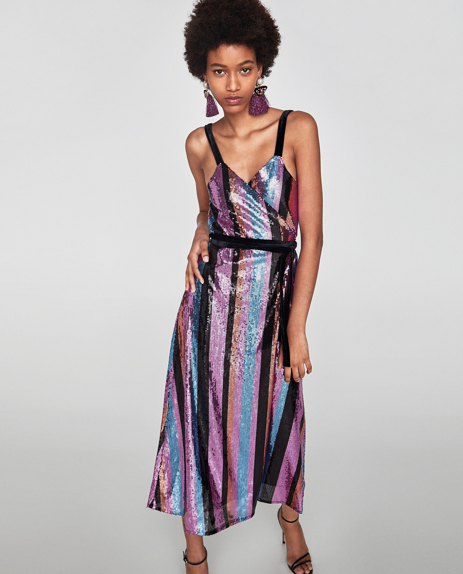 Zara Crossover Dress - £79.99