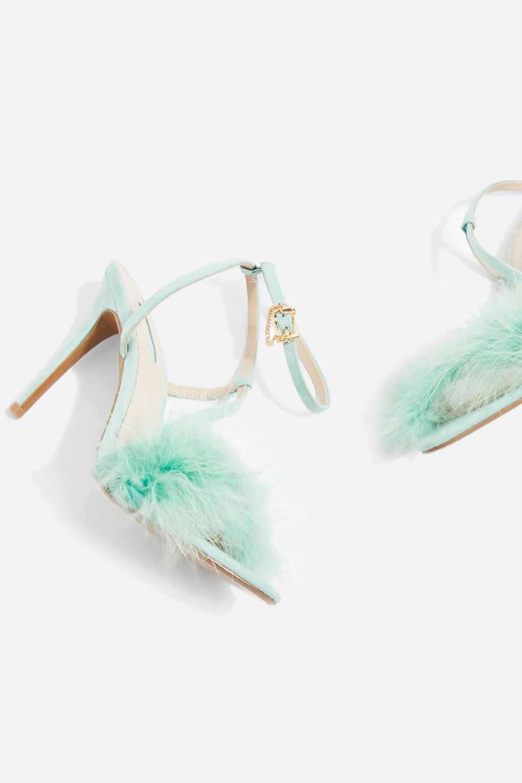 Topshop_green feather sandals.jpg