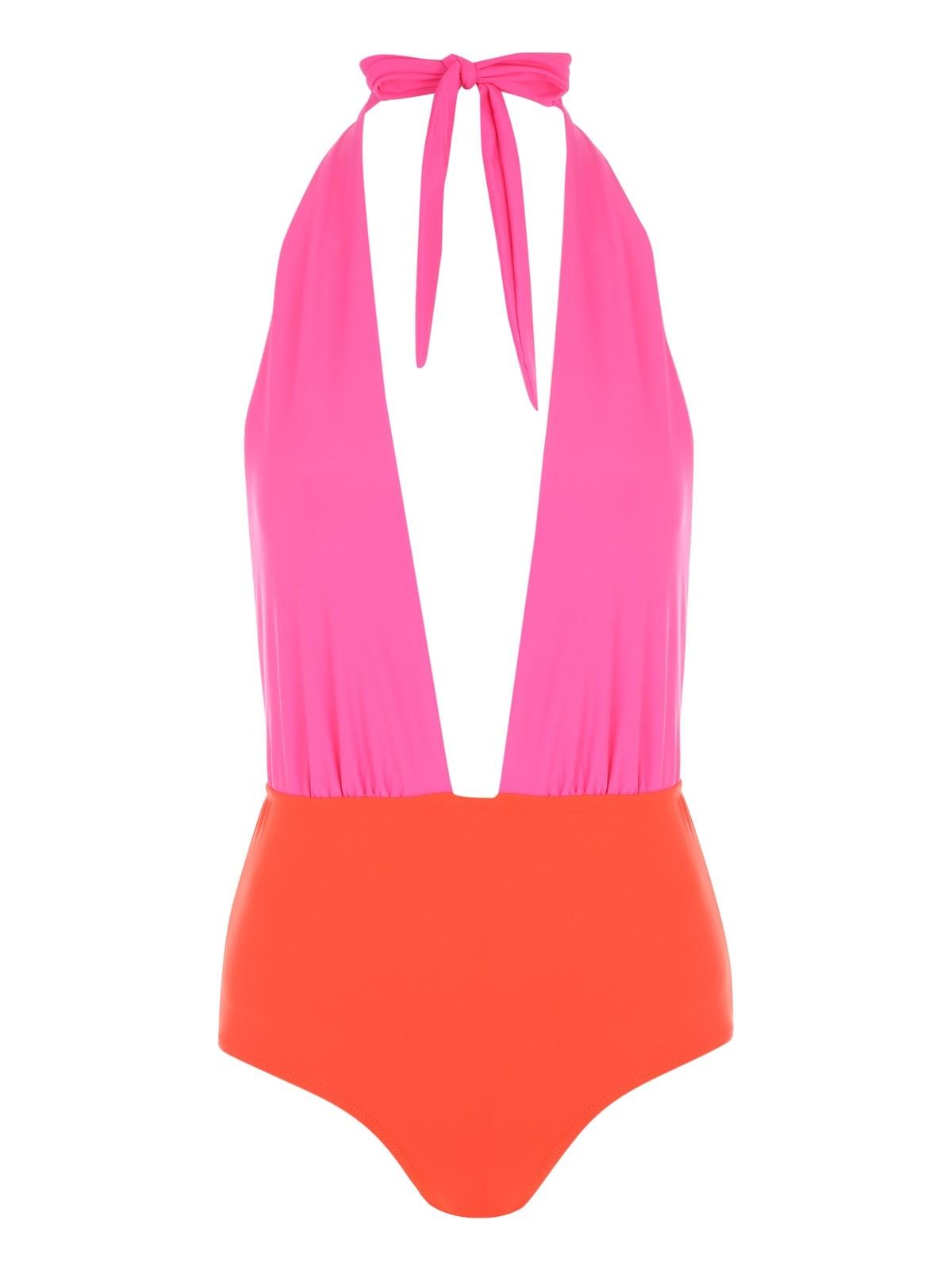 Jane Norman Colour block swimsuit.jpg