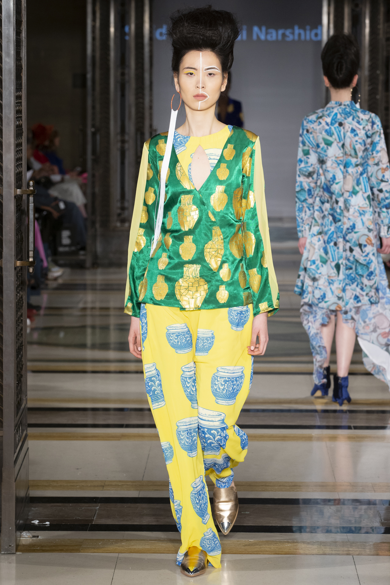 unwinding india - This collective of designers showcased colour and creativity in equal measure.Here's my pick of the best looks from each show…Photo Credit: Simon Armstrong