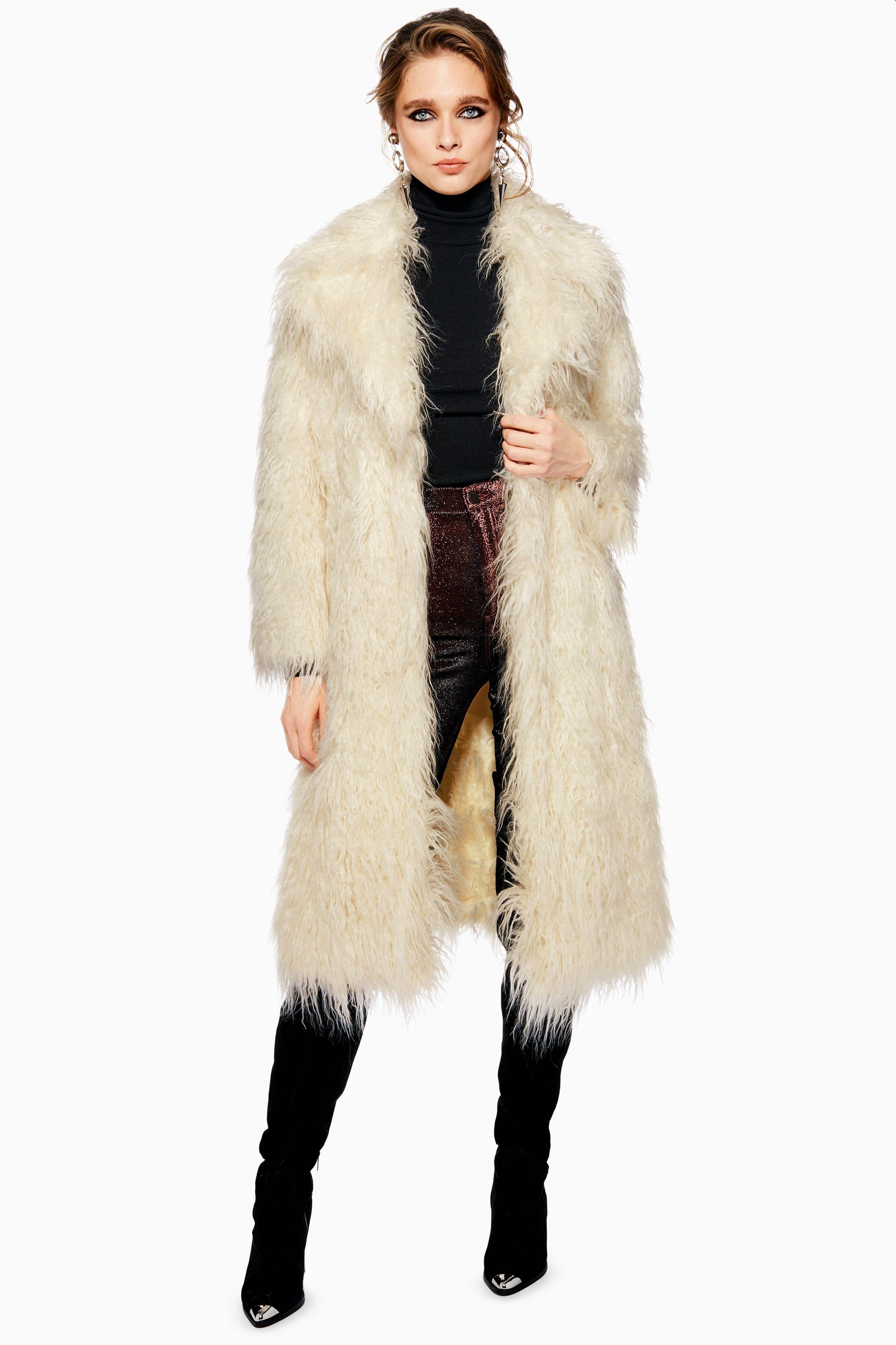 Topshop White Fur Coat.jpg