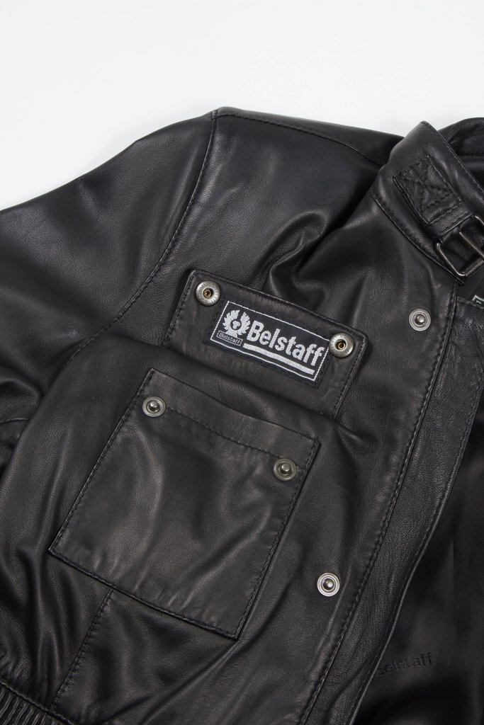 Belstaff Nappa Leather Jacket