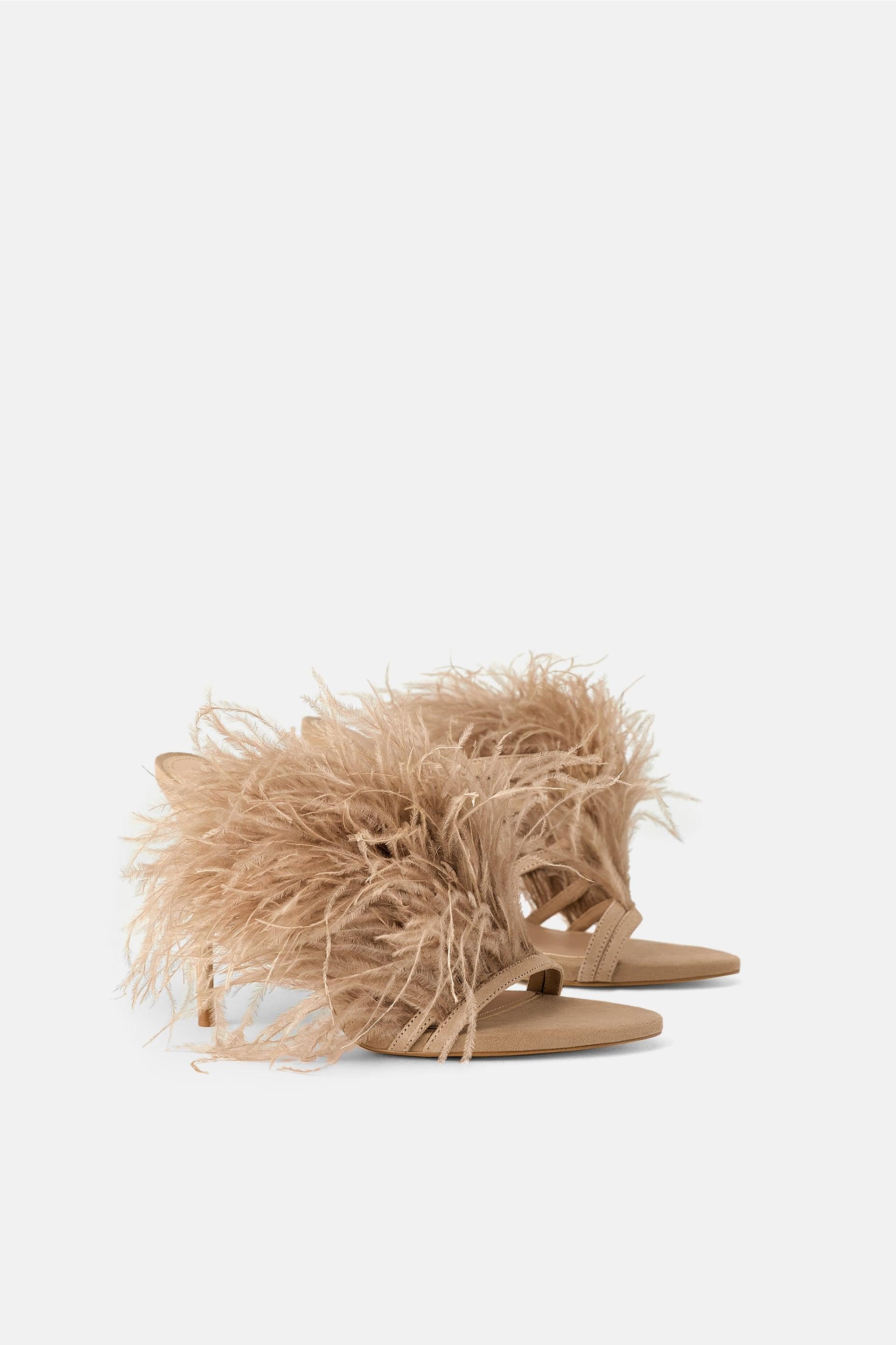 Zara Feather Sandals.jpg