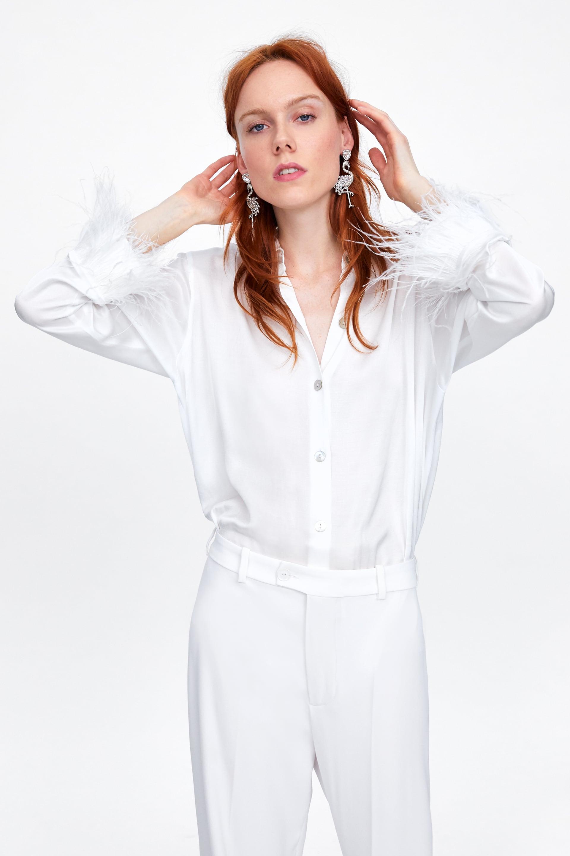 Zara Feather Shirt.jpg