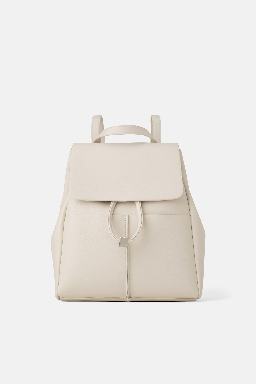 Zara cream backpack.jpg