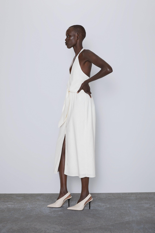 Zara White Linen Dress alternative.jpg