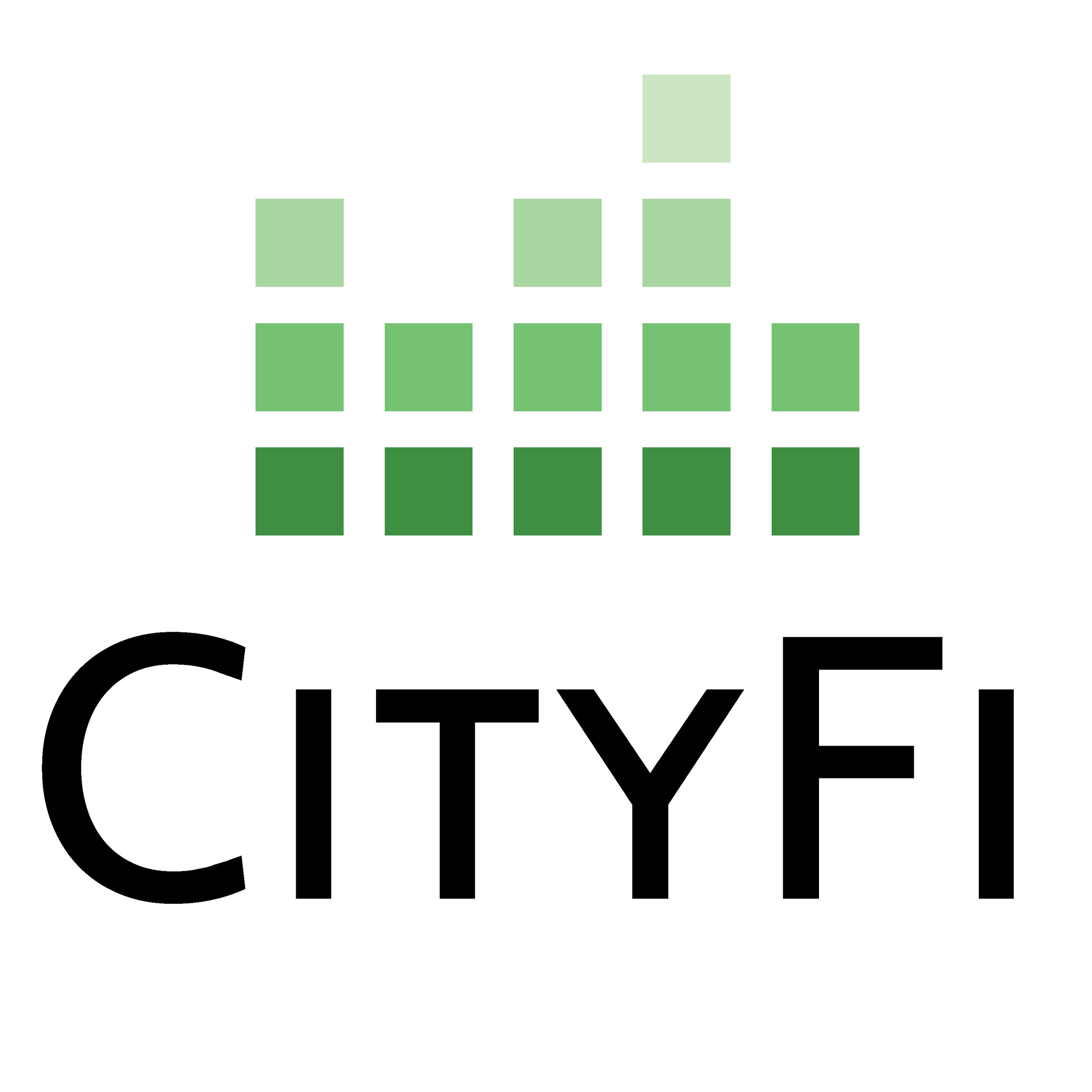 CityFi - CityFi is in the business of urban change management, with an eye towards facilitating empowering positive, sustainable impacts and economic returns. CityFi helps towns, cities, governments, start-ups, and companies understand and navigate the increasingly complex urban landscape, and work together to make positive change, fast. Working by inspiring community action, advising organizational leadership, developing strategic roadmaps, and facilitating public-private partnerships, CityFi integrates public policy, urban design, economic development, capacity building, and civic innovation to achieve measurable outcomes to create more livable, sustainable and efficient communities.www.cityfi.co