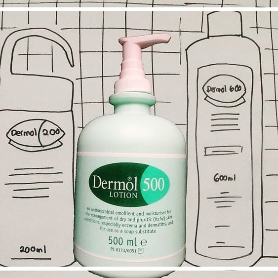 Have used Dermol for so long that I have no clue what I would use in the shower if it didn't exist!  #cantlivewithout #dermol  Read the review at beautyliterate.com