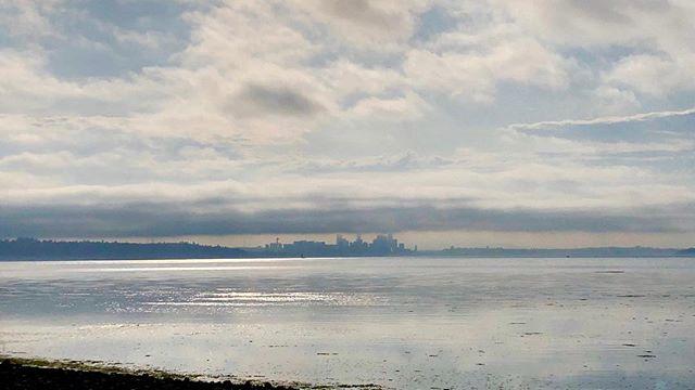 Island Mornings . . . . #bainbridgeisland #athomeonbainbridge #realestate #waterfront #beachfront #bainbridgebroker #bainbridgeislandrealestate #kitsap #realogicssir #rsir