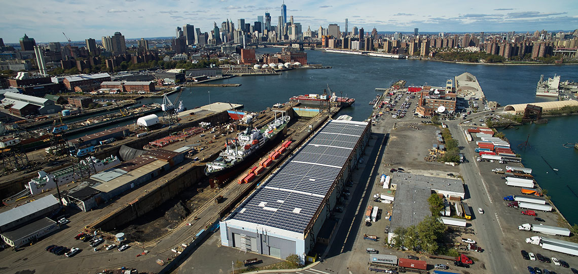 Location: Brooklyn, NY System Size: 992.88 kW