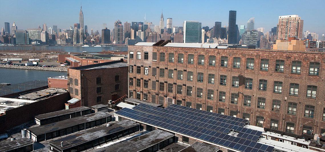 Location: Brooklyn, NY System Size: 50.49 kW