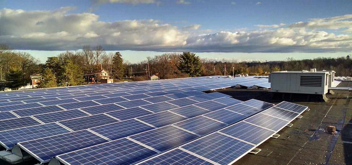Location: Nanuet, NY System Size: 584.8 kW