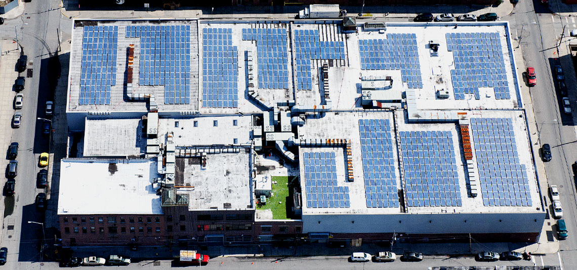 Location: Brooklyn NY System Size: 913.39 kW