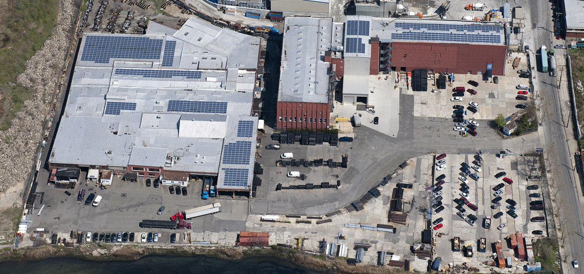 Location: Queens, NY System Size: 238.74 kW