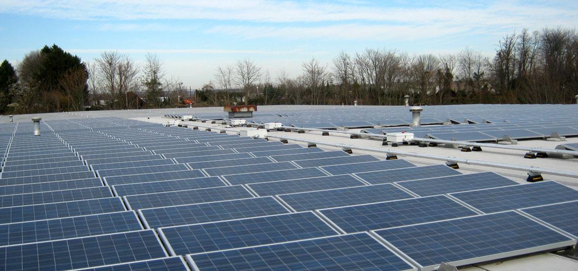 Location: Ethel, NJ System Size: 446.6 kW