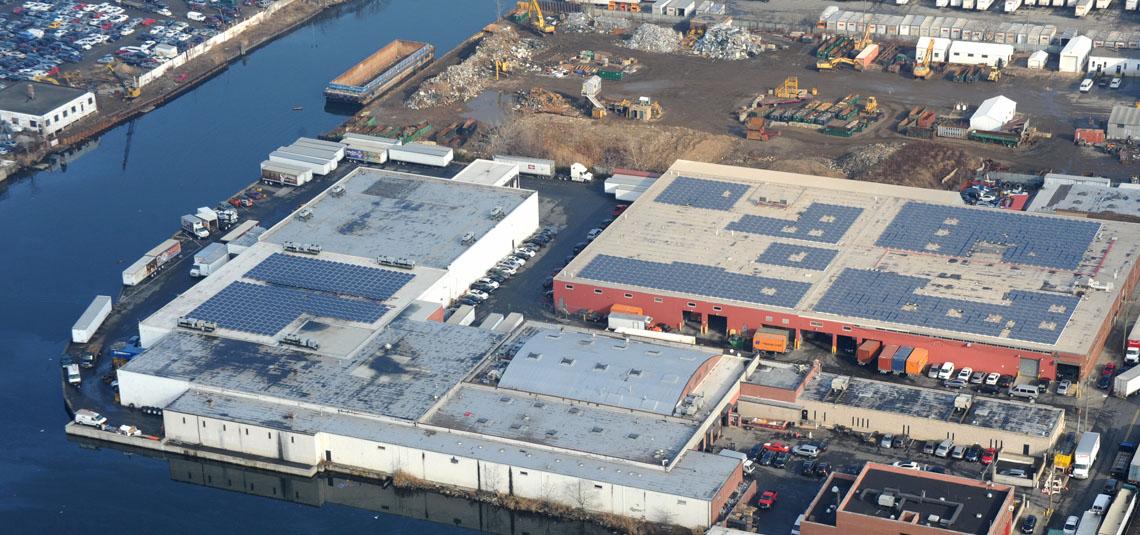 Location: Brooklyn, NY System Size: 324.48 kW
