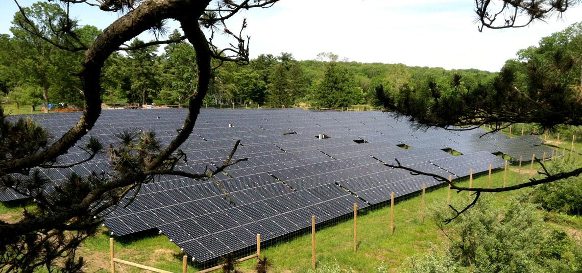 Location: Princeton, NJ System Size: 887.0 kW