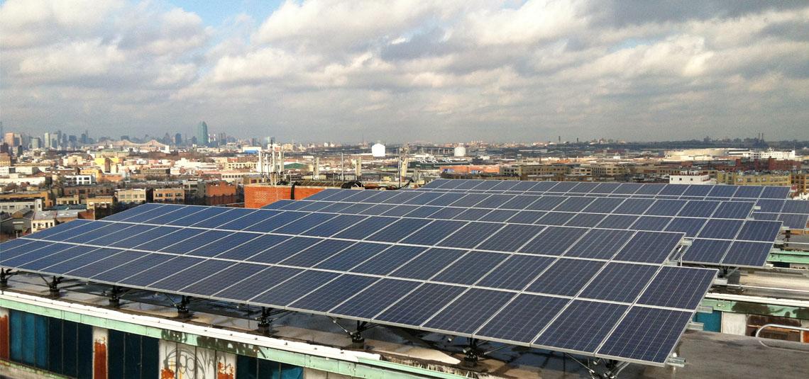 Location: Brooklyn, NY System Size: 49.96 kW