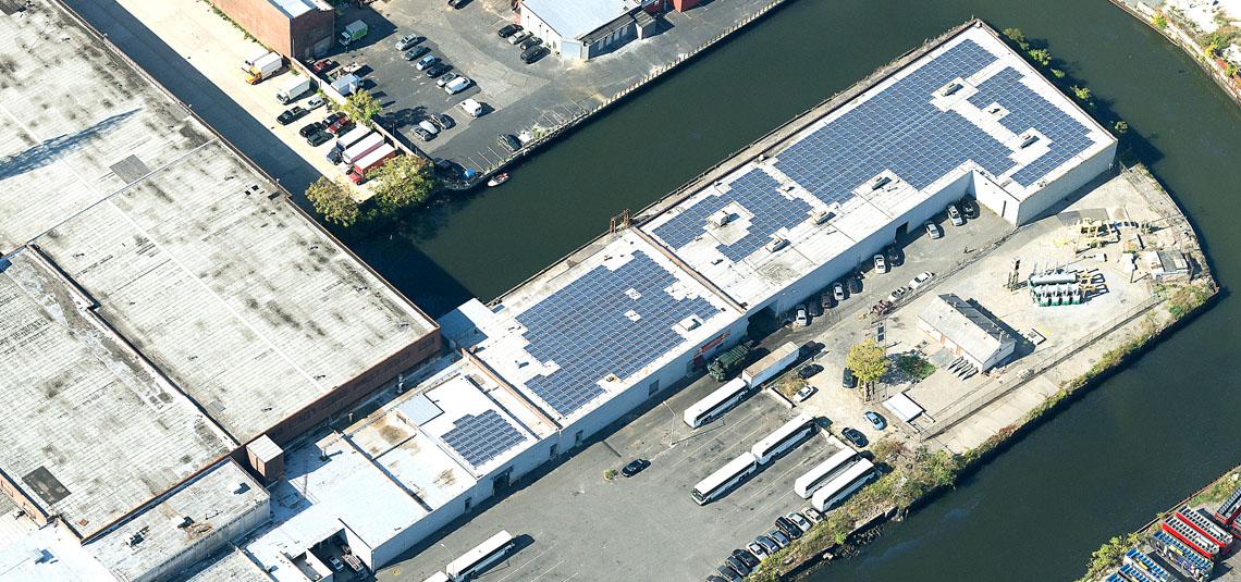 Location: Brooklyn, NY System Size: 312.6 kW