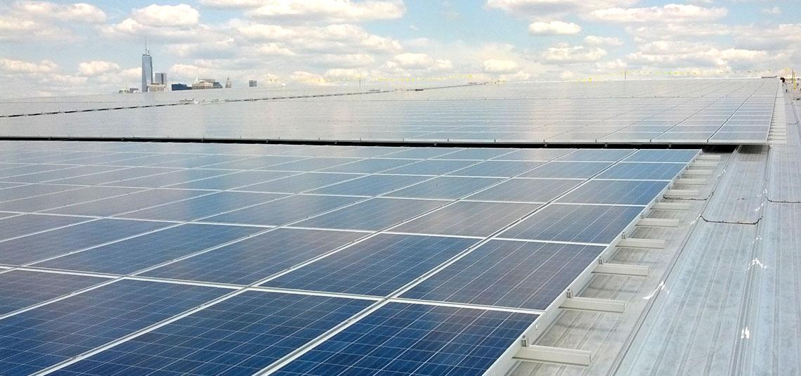 Location: Brooklyn, NY System Size: 502.4 kW