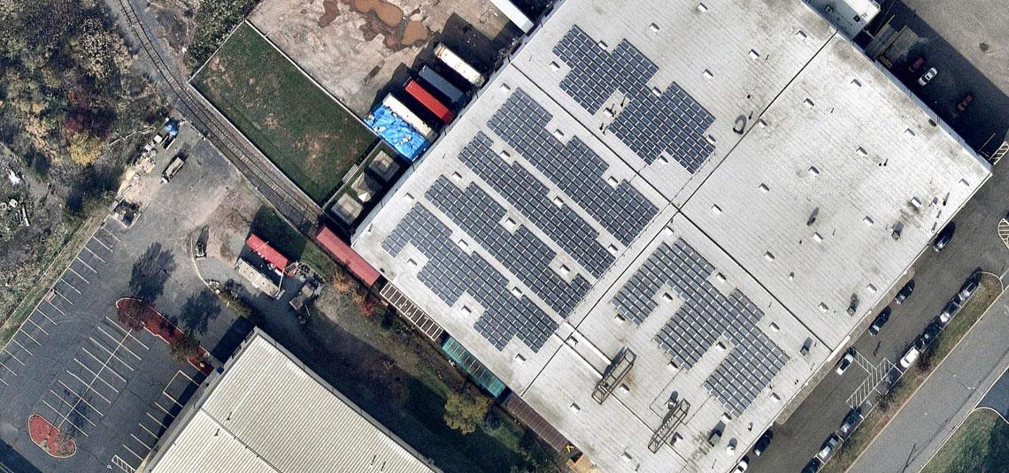 Location: New Brunswick, NJ System Size: 225.51 kW