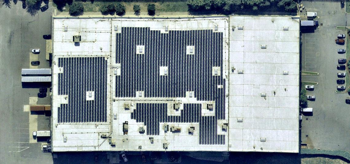 Location: Secaucus, NJ System Size: 370.5 kW