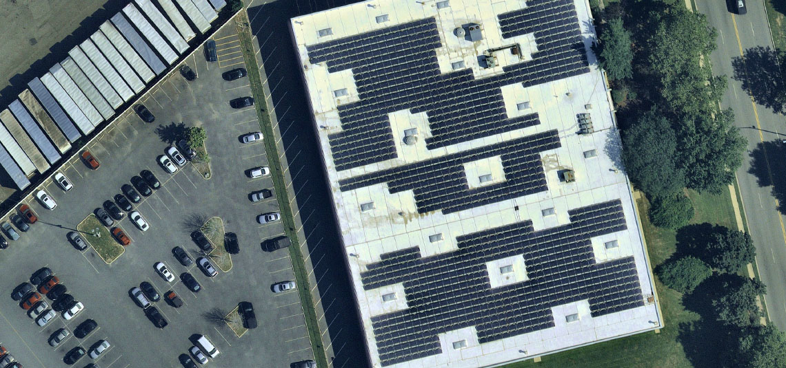 Location: Secaucus, NJ System Size: 291.2 kW