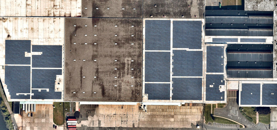 Location: North Bergen, NJ System Size: 2.1 MW