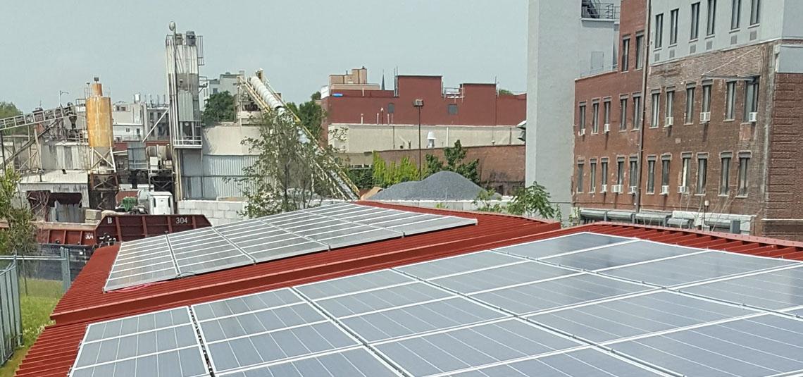 Location: Brooklyn, NY System Size: 24.4 kW