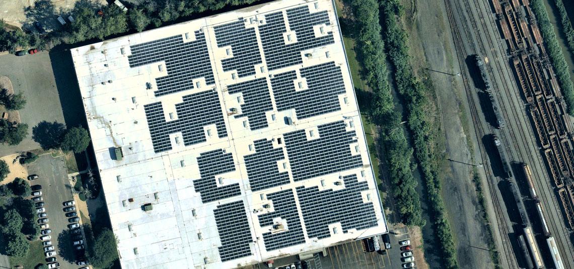 Location: Secaucus, NJ System Size: 671.22 kW
