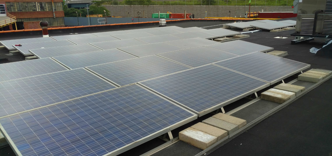 Location: Queens, NY System Size: 37.8 kW