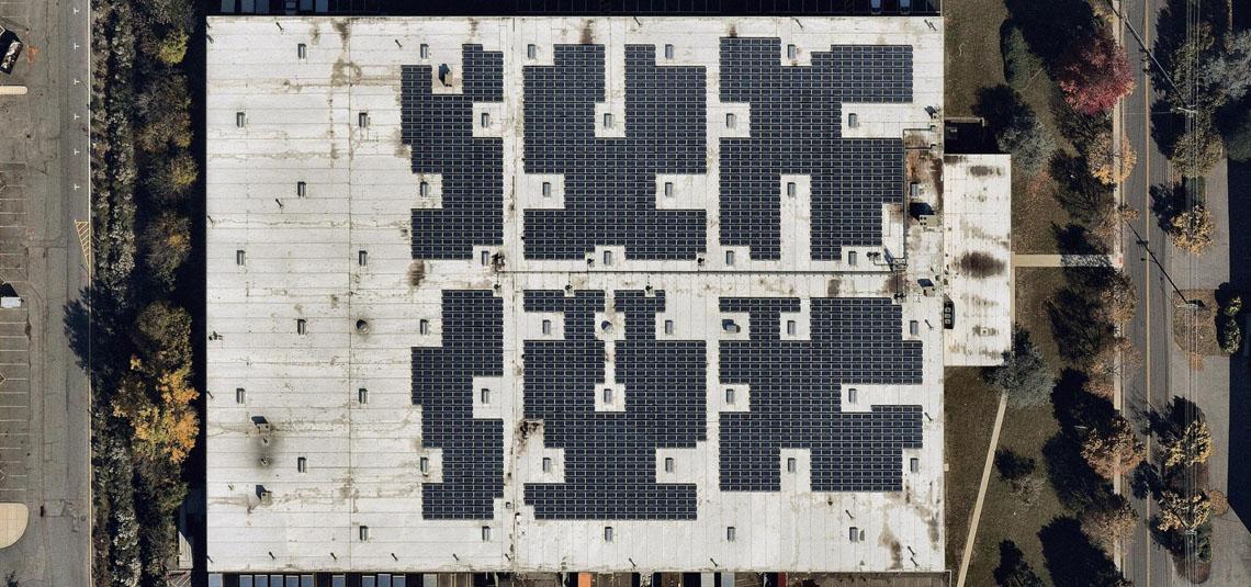 Location: Secaucus, NJ System Size: 723.6 kW