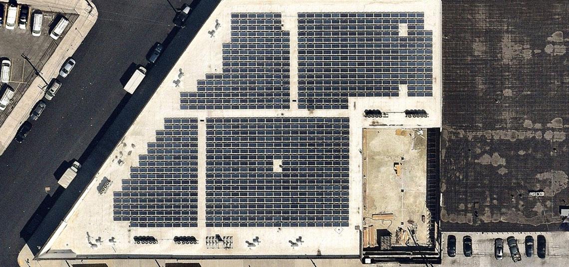 Location: Brooklyn, NY System Size: 255.78 kW