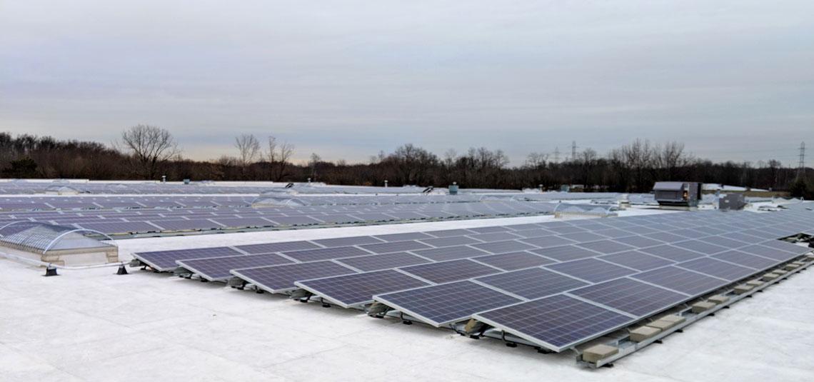 Location: Whippany, NJ System Size: 888.03 kW