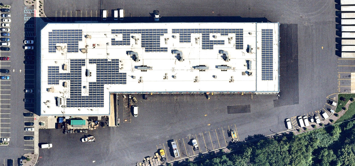 Location: Kearny, NJ System Size: 192.51 kW