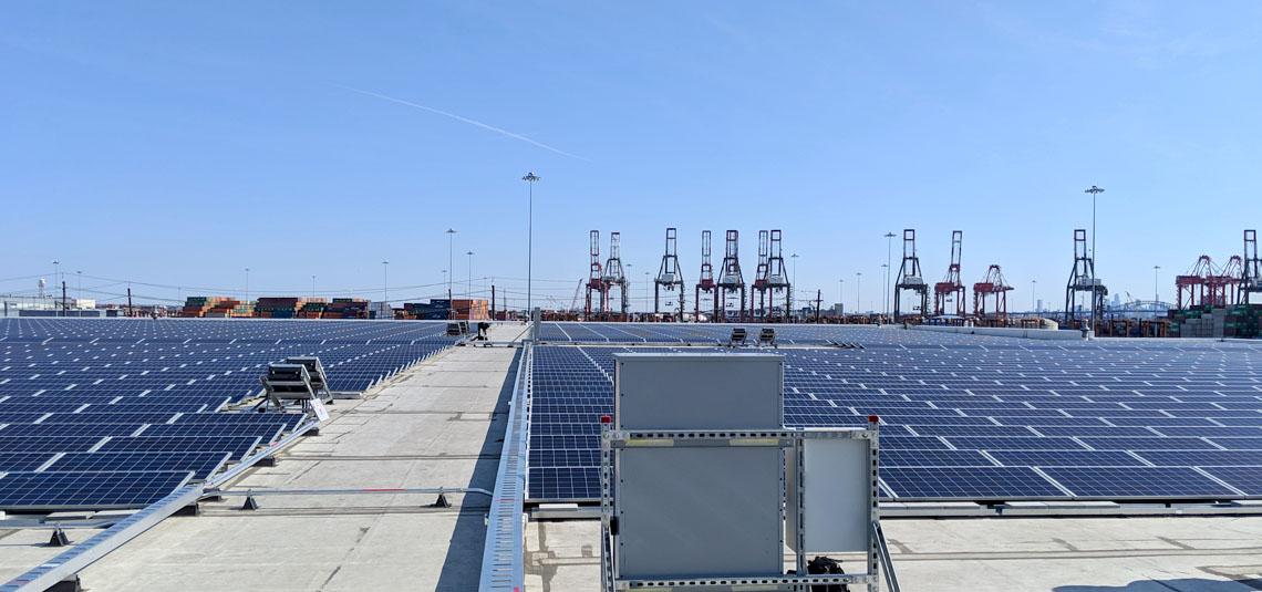 Location: Elizabeth, NJ System Size: 999.81 kW