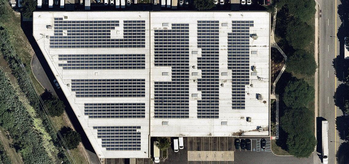 Location: Secaucus, NJ System Size: 349.83 kW